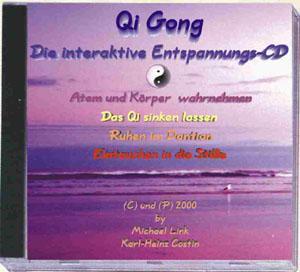 Qi Gong Die interaktive Entspannungs-CD