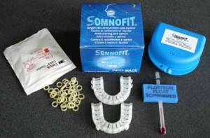 SOMNOFIT Unterkiefer - Orthese gegen Schnarchen