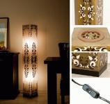 Exklusive Stehlampe Stehleuchte Lampen Fiberglas