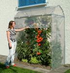 Rollo für Tomatenhaus