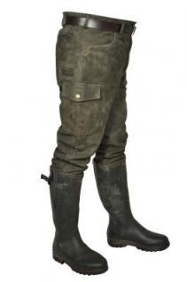 Hubertus Leder Stiefelhose