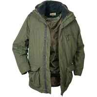 Hubertus Jagd Jacke Forest 3 in 1