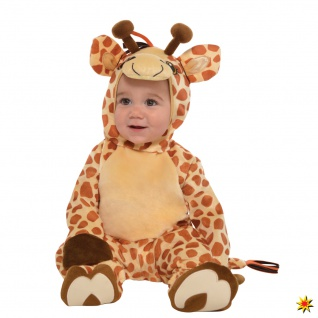 Kinderkostüm Junior Giraffe