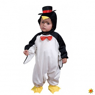 Baby-Kostüm Pinguin Peppe