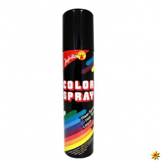 Haarspray schwarz, Jofrika Color Spray