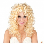 Perücke Norah, blond Locken