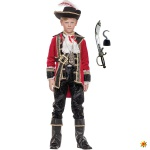 Kinderkostüm Piratenkapitän Hook deluxe
