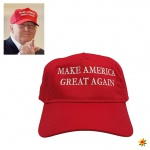 Trump Basecap rot, Make America Great Again