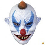 Horror Clown Maske