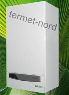 Gasheizung Termet MiniMax Eco Turbo - Kombitherme Heiztherme 7-22KW - Heizen & Warmwasser