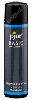 pjur Basic Waterbased Gleitmittel 100 ml