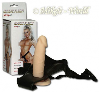 Magic Flesh Strap-on