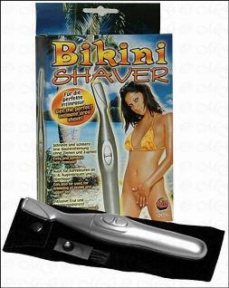 Intim Bikini Shaver - Verstellbarer Rasierer für Ihre Intimrasur - Vorschau