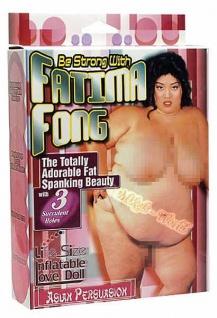 Liebespuppe Fatima Fong in XXL