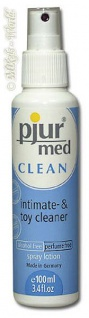 pjur med CLEAN Spray intimate- & toy cleaner 100 ml
