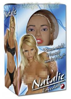 Liebespuppe Natalie Lovedoll