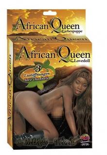African Queen Liebespuppe Lulu