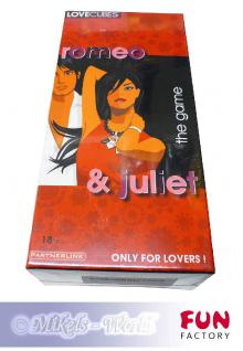 Fun Factory - Erotik Partner Brettspiel Love Cube Romeo & Juliet