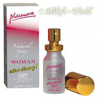 HOT WOMAN Natural Spray extra strong 10 ml - Vorschau
