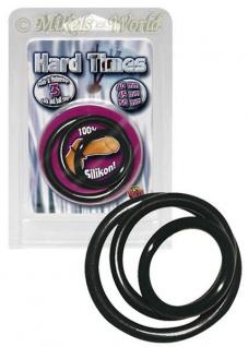 Ringe-3er-Set Hard Times