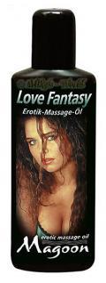 Magoon Love Fantasy Massage-Öl 100 ml - Vorschau