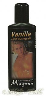 Magoon Vanille Massage-Öl 100 ml - Vorschau