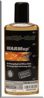 Massageöl WARMup Caramel 150 ml