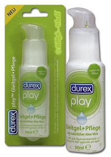Durex Play Erotik Gleitgel Aloe Vera - 50 ml