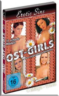Erotik DVD Video - Erotic Sins Ost Girls