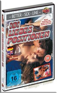 Erotik DVD Video - 101 Liebespositionen - Vorschau