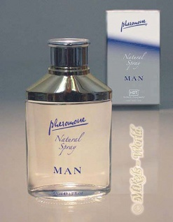 HOT MAN Pheromon Natural Spray 50 ml
