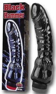 Vibrator Black Hammer