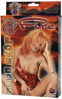 Liebespuppe Fire - Serie Elements