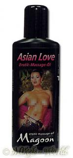 Magoon Asian Love Massage-Öl 100 ml