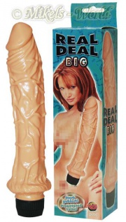 Vibrator Real Deal Big