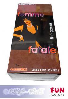 Fun Factory - Erotik Partner Würfelspiel Love Cube femme fatale
