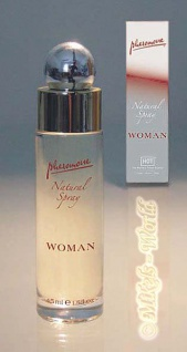 HOT WOMAN Pheromon Natural Spray 45 ml