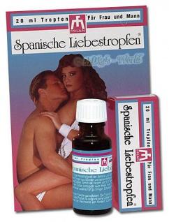 Spanische Liebestropfen 20 ml