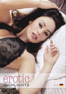 Dessous Katalog Erotic Highlights 2015/16 - Vorschau