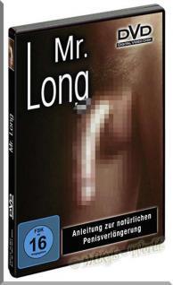 Erotik DVD Video - Mr. Long Anleitung zur Penisverlängerung
