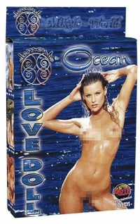 Liebespuppe Ocean - Serie Elements
