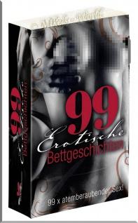 99 erotische Bettgeschichten - Vorschau