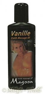 Magoon Vanille Massage-Öl 100 ml