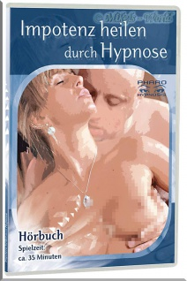 Hörbuch CD Impotenz heilen durch Hypnose