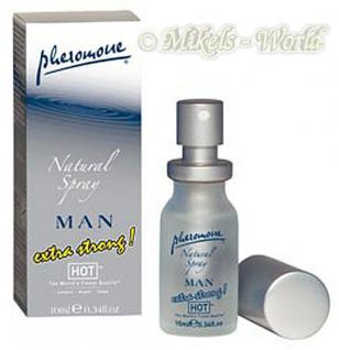 HOT MAN Natural Spray extra strong 10 ml - Vorschau