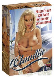 Liebespuppe Claudia - Love Doll