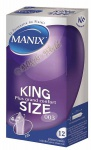 Manix Kondome King Size 12er