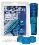 Travel-Massage-Set Compact Pro blau