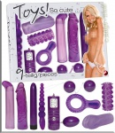 Love Toys Set So Cute lila