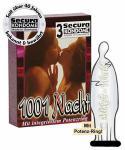 Secura Kondome 1001 Nacht mit Potenz-Ring
